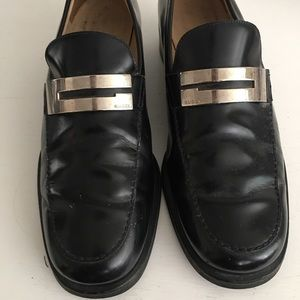 Women's Gucci loafers size 8